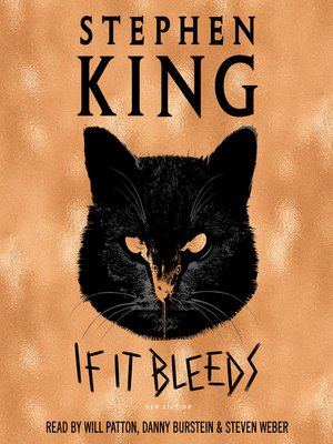 cover image of If It Bleeds