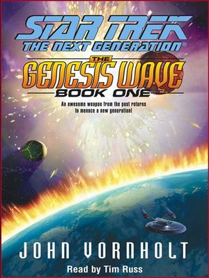 cover image of The Genesis Wave, Book 1