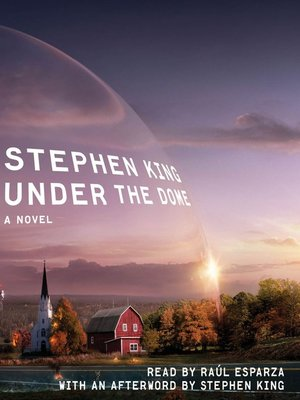 cover image of Under the Dome