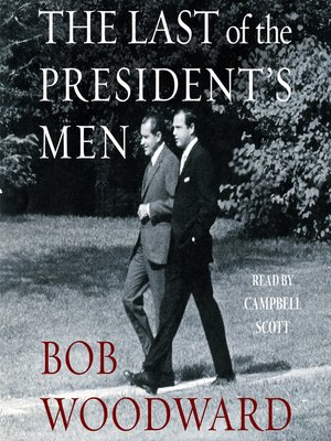cover image of The Last of the President's Men
