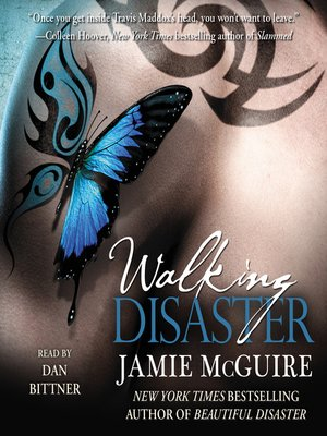 A Beautiful Wedding Jamie Mcguire 2017 Cover Image Of Walking Disaster