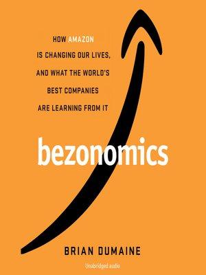 cover image of Bezonomics