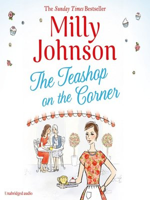 cover image of The Teashop on the Corner