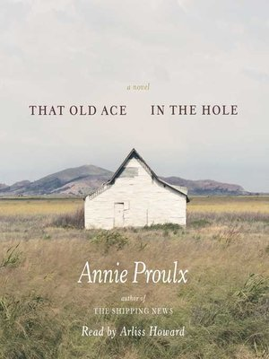 cover image of That Old Ace in the Hole