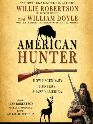 cover image of American Hunter