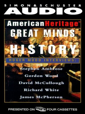 cover image of American Heritage's Great Minds of American History