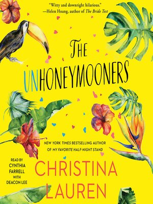 cover image of The Unhoneymooners