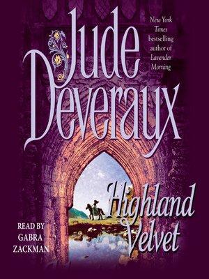 cover image of Highland Velvet
