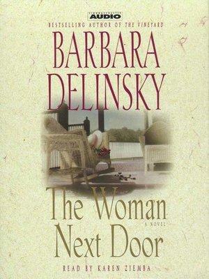 cover image of The Woman Next Door