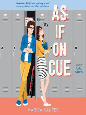 cover image of As If on Cue