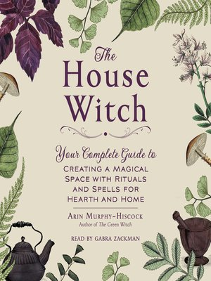 cover image of The House Witch