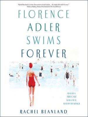 cover image of Florence Adler Swims Forever