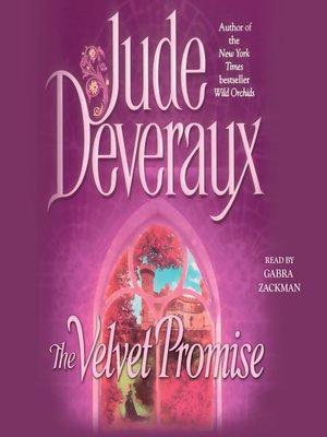 The Velvet Promise By Jude Deveraux Pdf