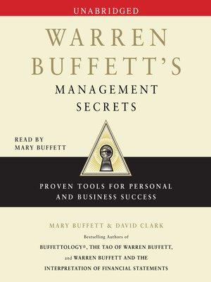 warren buffett management secrets pdf