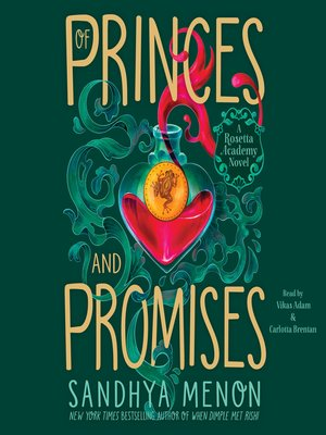 cover image of Of Princes and Promises