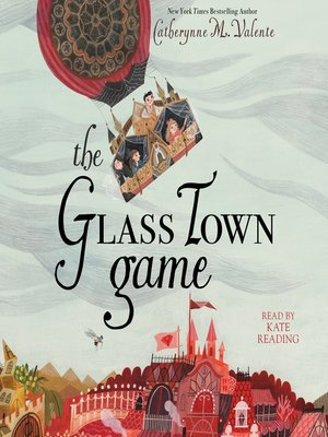 cover image of The Glass Town Game