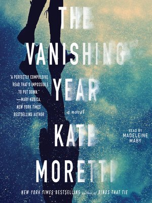 cover image of The Vanishing Year