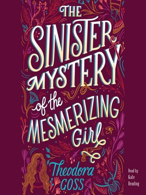 cover image of The Sinister Mystery of the Mesmerizing Girl