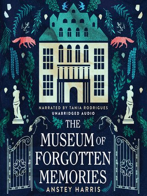 cover image of The Museum of Forgotten Memories