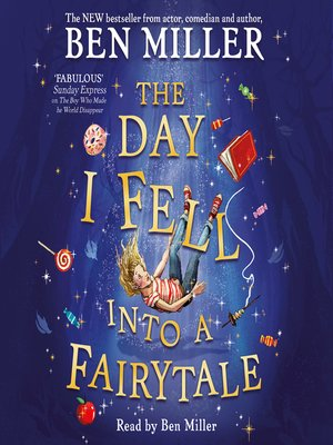 cover image of The Day I Fell Into a Fairytale