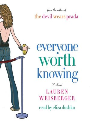 cover image of Everyone Worth Knowing