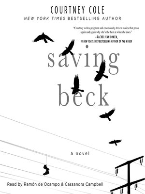 cover image of Saving Beck