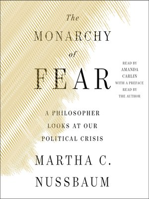 cover image of The Monarchy of Fear