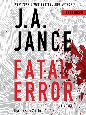 cover image of Fatal Error