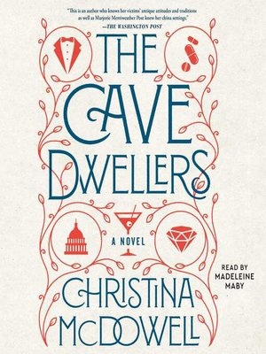 cover image of The Cave Dwellers