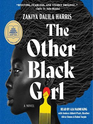 cover image of The Other Black Girl