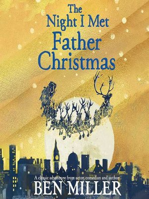 cover image of The Night I Met Father Christmas