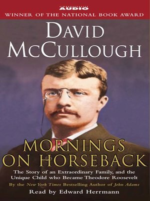 cover image of Mornings On Horseback