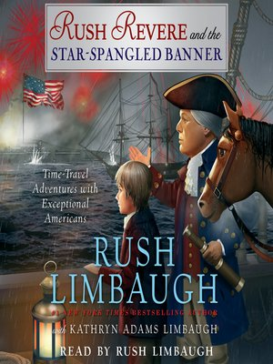 cover image of Rush Revere and the Star-Spangled Banner