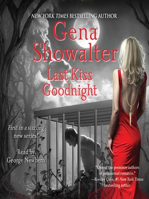 cover image of Last Kiss Goodnight