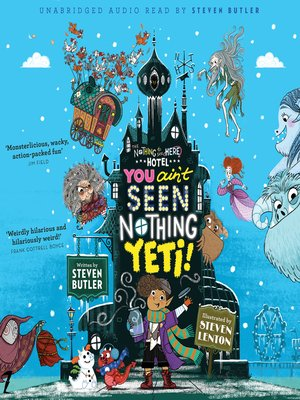 cover image of You Ain't Seen Nothing Yeti!