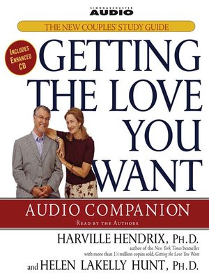cover image of Getting the Love You Want Audio Companion