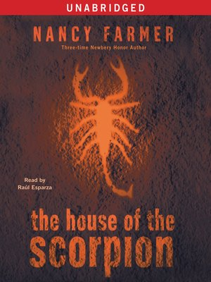 cover image of The House of the Scorpion
