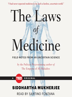 cover image of The Laws of Medicine