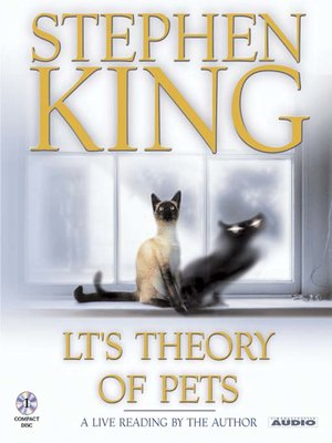 cover image of LT's Theory of Pets