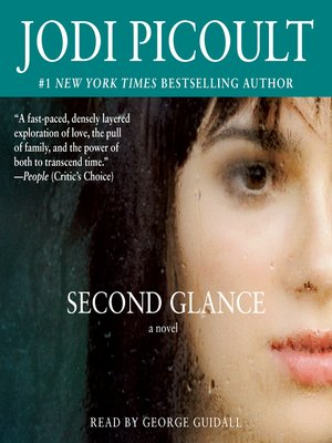 cover image of Second Glance