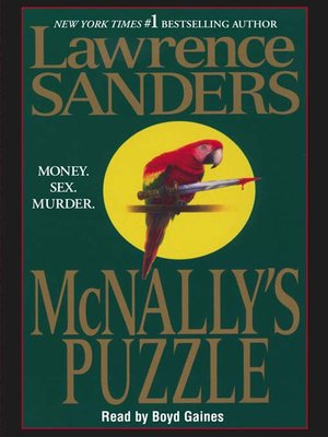 cover image of McNally's Puzzle