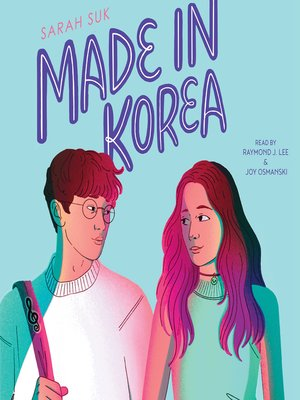 cover image of Made in Korea