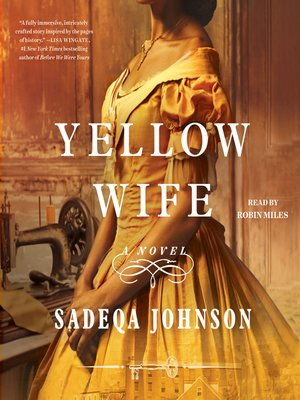 cover image of The Yellow Wife