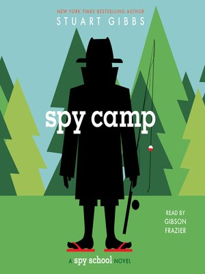 Cover Image Of Spy Camp