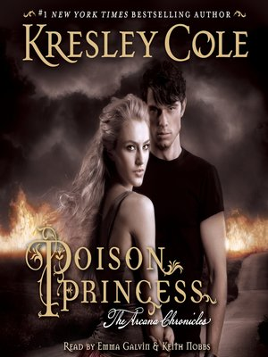 cover image of Poison Princess