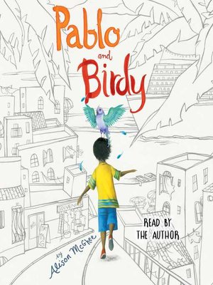 cover image of Pablo and Birdy