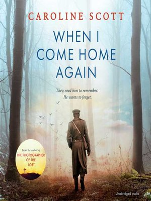 cover image of When I Come Home Again