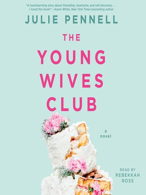 cover image of The Young Wives Club