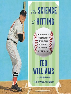 cover image of Science of Hitting