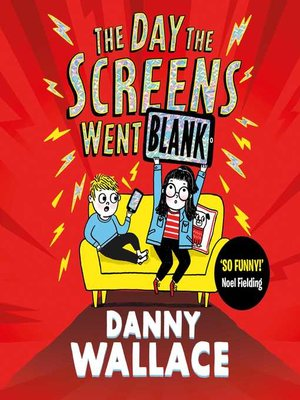 cover image of The Day the Screens Went Blank